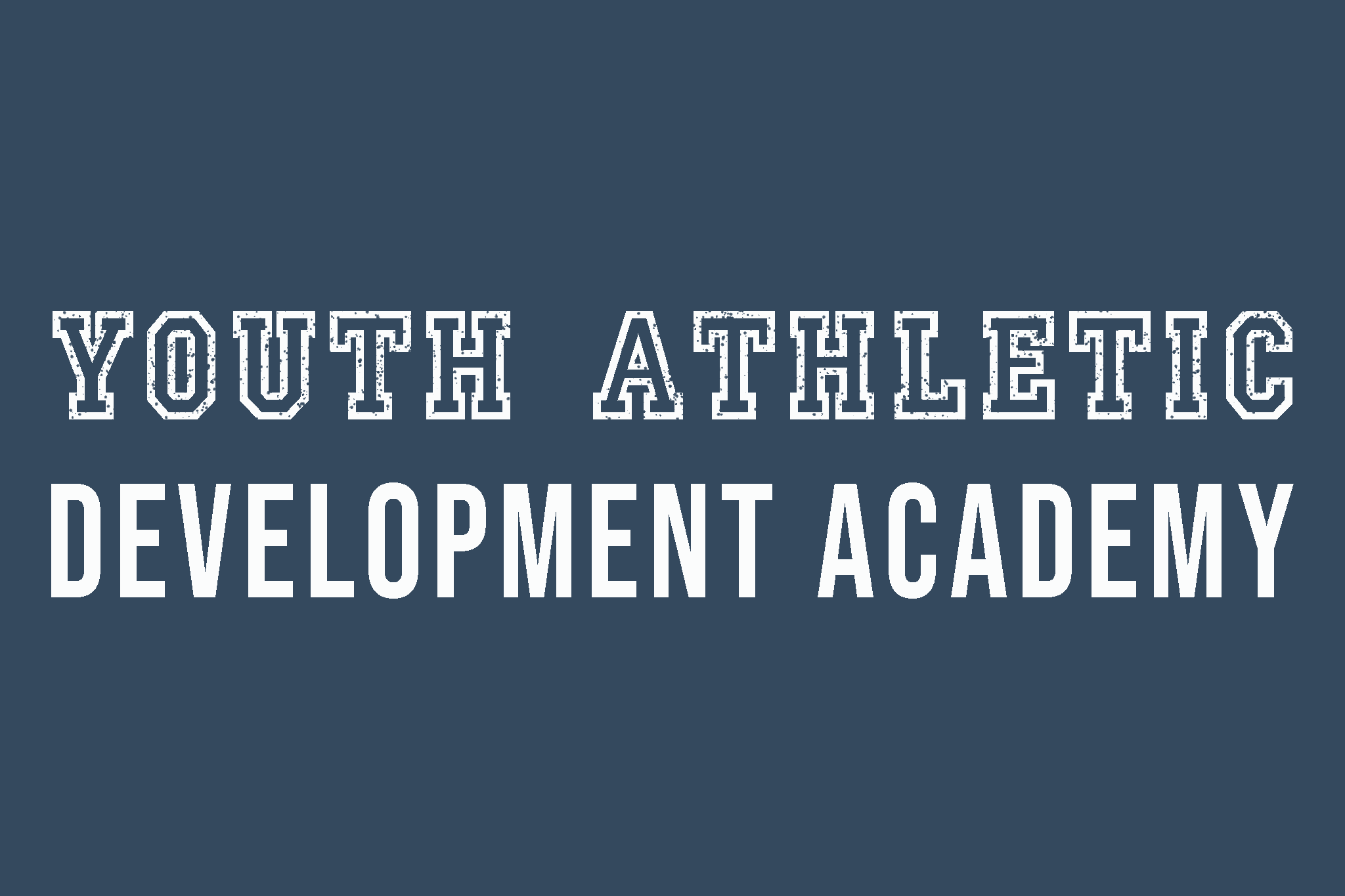 WHAT IS THE YOUTH ATHLETIC DEVELOPMENT ACADEMY?