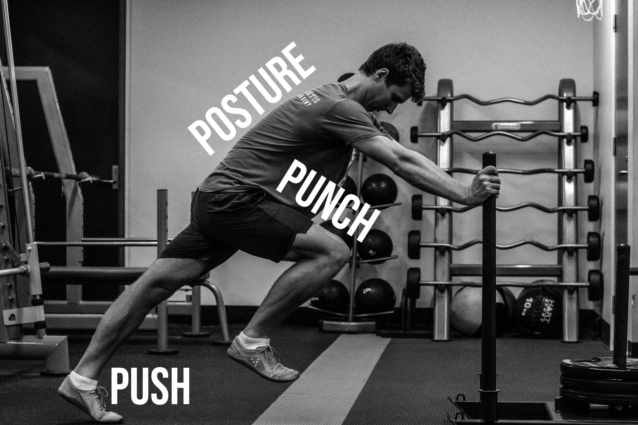 EVERYTHING YOU NEED TO KNOW ABOUT THE SLED PUSH